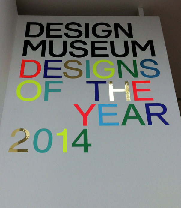 Design of he year 2014