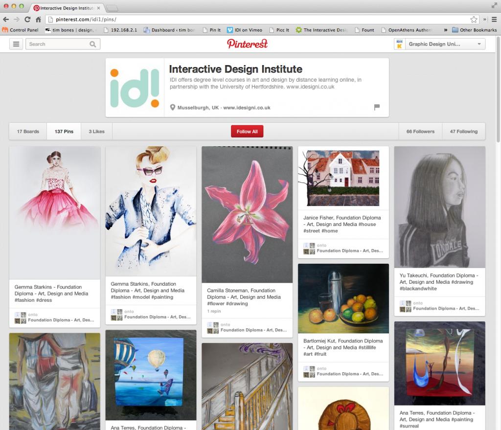 IDI Pinterest