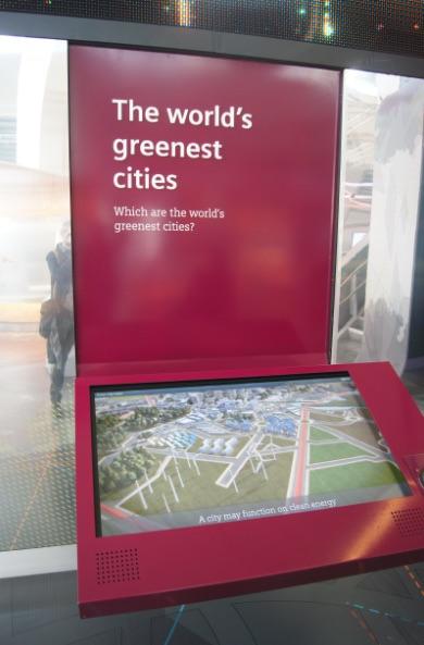 Exhibition Graphics